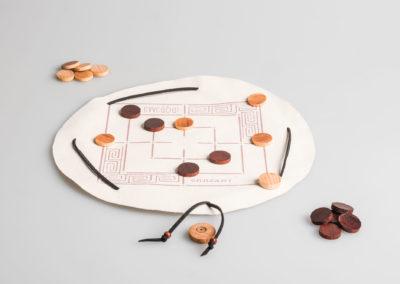 Εννεάδαι | Tabula Lusoria | αρχαία επιτραπέζια παιχνίδια όξυνσης | αρχαία Ελλάδα | tourist gifts | souvenirs | ιδιαίτερα δώρα | εταιρικά δώρα | www.tabulalusoria.com